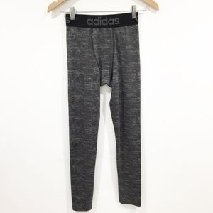 Adidas Climate workout tights Sz M